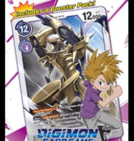 BANDAI Digimon TCG: Starter Deck - Venomous Violet