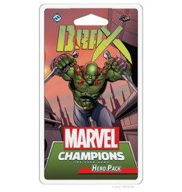 Fantasy Flight Games Marvel Champions: Drax Hero Pack
