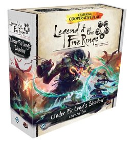 Fantasy Flight Games L5R LCG: Under Fu Leng's Shadow