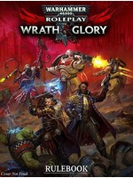 Cubicle 7 Wrath & Glory RPG Core Rulebook