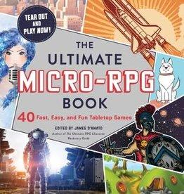 Adams Media The Ultimate Micro-RPG Book