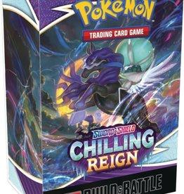 Pokemon Pokémon: Chilling Reign Build & Battle Kit