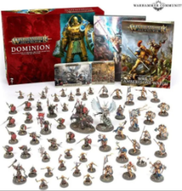 Games Workshop AGE OF SIGMAR: DOMINION [Preorder, August 7 Full-Launch]