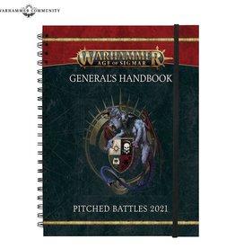 Games Workshop GENERAL'S HANDBOOK: PITCHED BATTLES '21 [Preorder]
