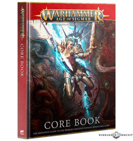 Games Workshop AGE OF SIGMAR: CORE BOOK [Preorder]
