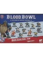 Games Workshop BLOOD BOWL: DWARF TEAM