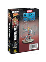 Atomic Mass Games Marvel Crisis Protocol: Omega Red Character Pack [preorder]