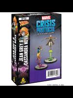 Atomic Mass Games Marvel Crisis Protocol: Jean Grey & Cassandra Nova Pack [preorder]