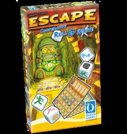 Queen Escape: Roll & Write