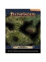 PAIZO Pathfinder 2E: Flip-Mat: Malevolence