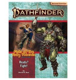 PAIZO Pathfinder 2E: Adv Path: Ready? Fight! (FotRP 2/3)