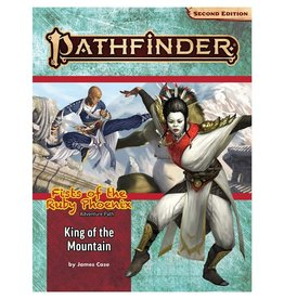 PAIZO Pathfinder 2E: Adv Path: King o/t Mountain (FotRP 3/3)