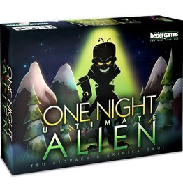 Bézier Games One Night: Ultimate Alien