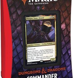 Wizards of the Coast Planar Portal Commander Deck - Adventures in the Forgotten Realms
