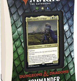 Wizards of the Coast Aura of Courage Commander Deck - Adventures in the Forgotten Realms