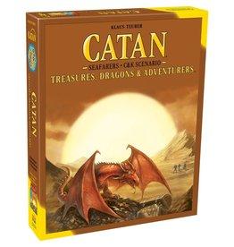 Catan Studios Catan: Treasures, Dragons, & Adventurers