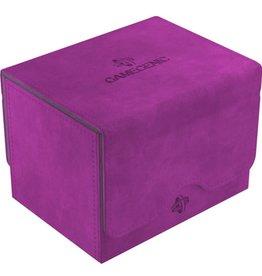 Gamegenic Sidekick Deck Box 100+ Convertible Purple