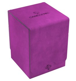 Gamegenic Squire Deck Box 100+ Convertible Purple