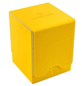 Gamegenic Squire Deck Box 100+ Convertible Yellow
