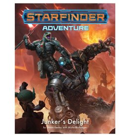 PAIZO Starfinder: Adventure: Junker's Delight [preorder]
