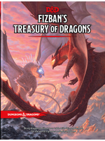 Wizards of the Coast D&D 5th Fizban`s Treasury of Dragons Regular Cover [Preorder]