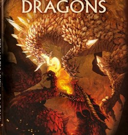 Wizards of the Coast D&D Fizban's Treasury of Dragons Hobby Cover [Preorder]
