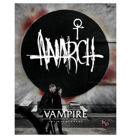 Renegade Game Studios Vampire the Masquerade: Anarch