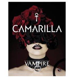 Renegade Game Studios Vampire The Masquerade: Camarilla Sourcebook