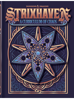 Wizards of the Coast D&D 5th: Strixhaven - Curriculum of Chaos (Alt Cover) [preorder]