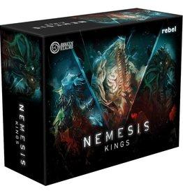 Asmodee Nemesis: Alien Kings Expansion [preorder]
