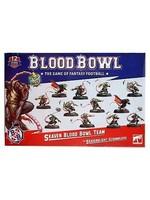 Games Workshop BLOOD BOWL: SKAVEN TEAM