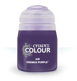 Citadel Paint Air: Chemos Purple