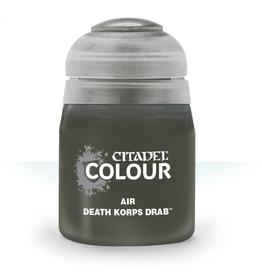 Citadel Paint Air: Death Korps Drab