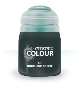Citadel Paint Air: Nocturne Green
