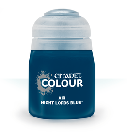 Citadel Paint Air: Night Lords Blue