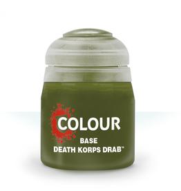 Citadel Paint Base: Death Korps Drab