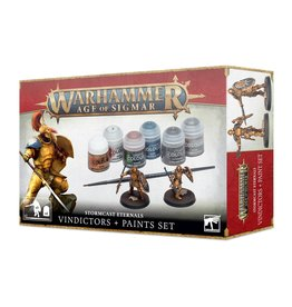 Games Workshop Stormcast Eternals Vindictors Paint Set
