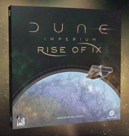 Dire Wolf Digital Dune Imperium: Rise of Ix Expansion [preorder]