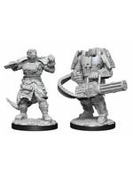 WizKids Starfinder Deep Cuts: Vesk Soldier (W15)