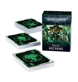 Games Workshop DATACARDS: NECRONS (ENGLISH)