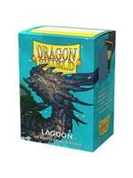 Arcane Tinmen Dragon Shield: Dual Matte Lagoon (100)