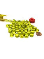 Chessex Glass StonesTube Yellow