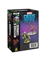 Atomic Mass Games Marvel Crisis Protocol: Carnage & Mysterio