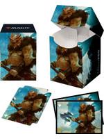 Ultra Pro Combo Deck Box + Sleeves (100): MtG: PRO: Commander AFR V1