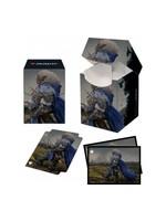Ultra Pro Combo Deck Box + Sleeves (100): MtG: PRO: Commander AFR V4