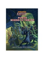 Cubicle 7 Warhammer Fantasy RPG: Power Behind the Throne (Part 3 of The Enemy Within Campaign)