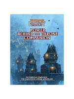 Cubicle 7 Warhammer Fantasy RPG: Power Behind the Throne Companion