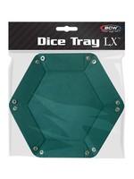 BCW Copy of Hexagonal Dice Tray Purple