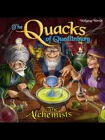 Palm Court Quacks of Quedlinburg: The Alchemists