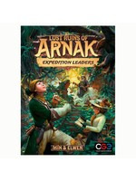Czech Games Edition Lost Ruins Of Arnak: Expedition Leaders [preorder]